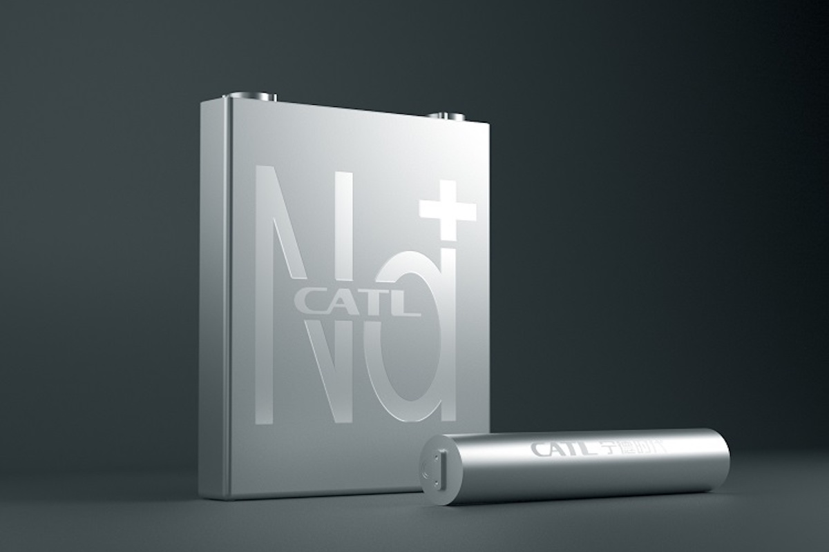 CATL sodium-ion battery