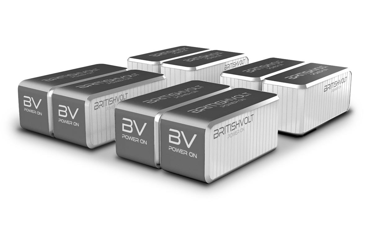 Britishvolt batteries