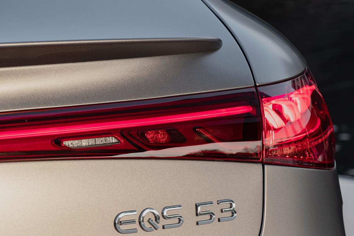 2022 Mercedes-AMG EQS 53