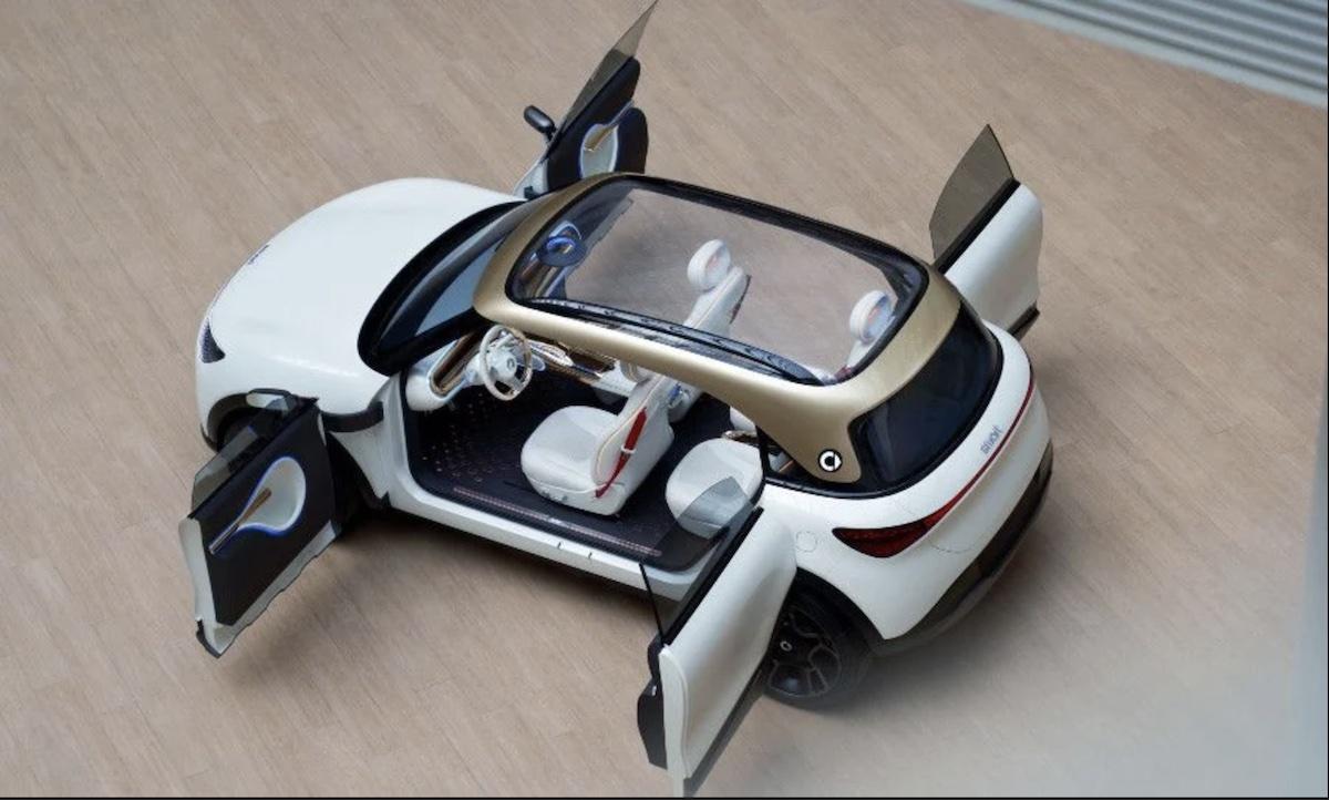 Smart SUV Concept #1 2021