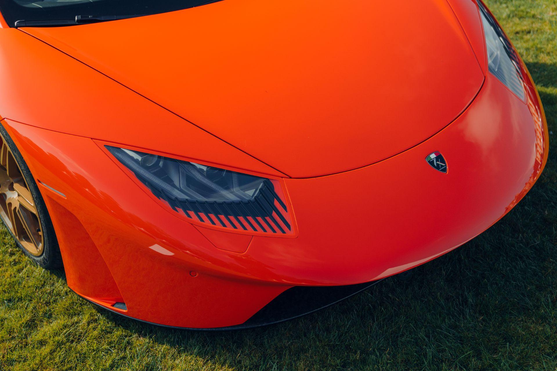 7X Design Rayo Lamborghini Huracan Longtail