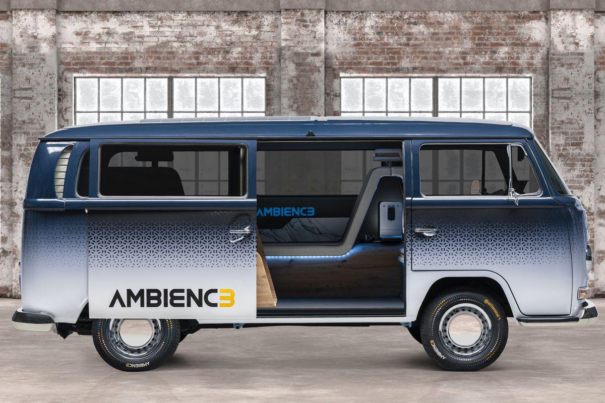 Continental VW T2 Ambienc3 - IAA München 2021