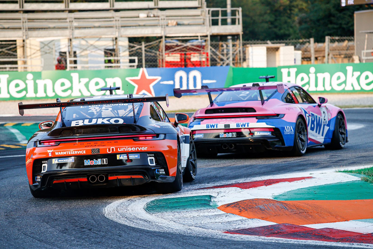 2021 Porsche Supercup