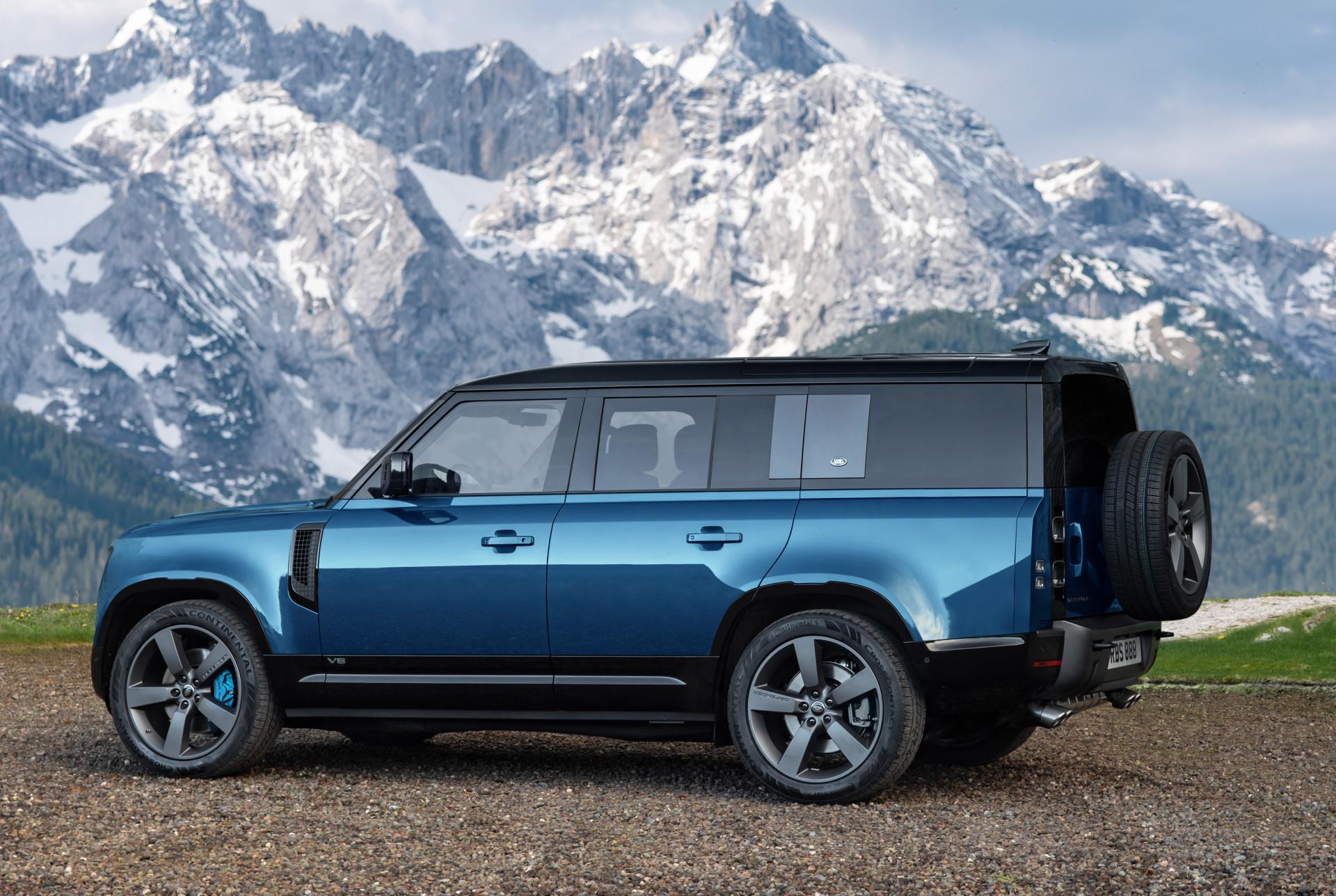 Land Rover Defender 130 - Schulte Design