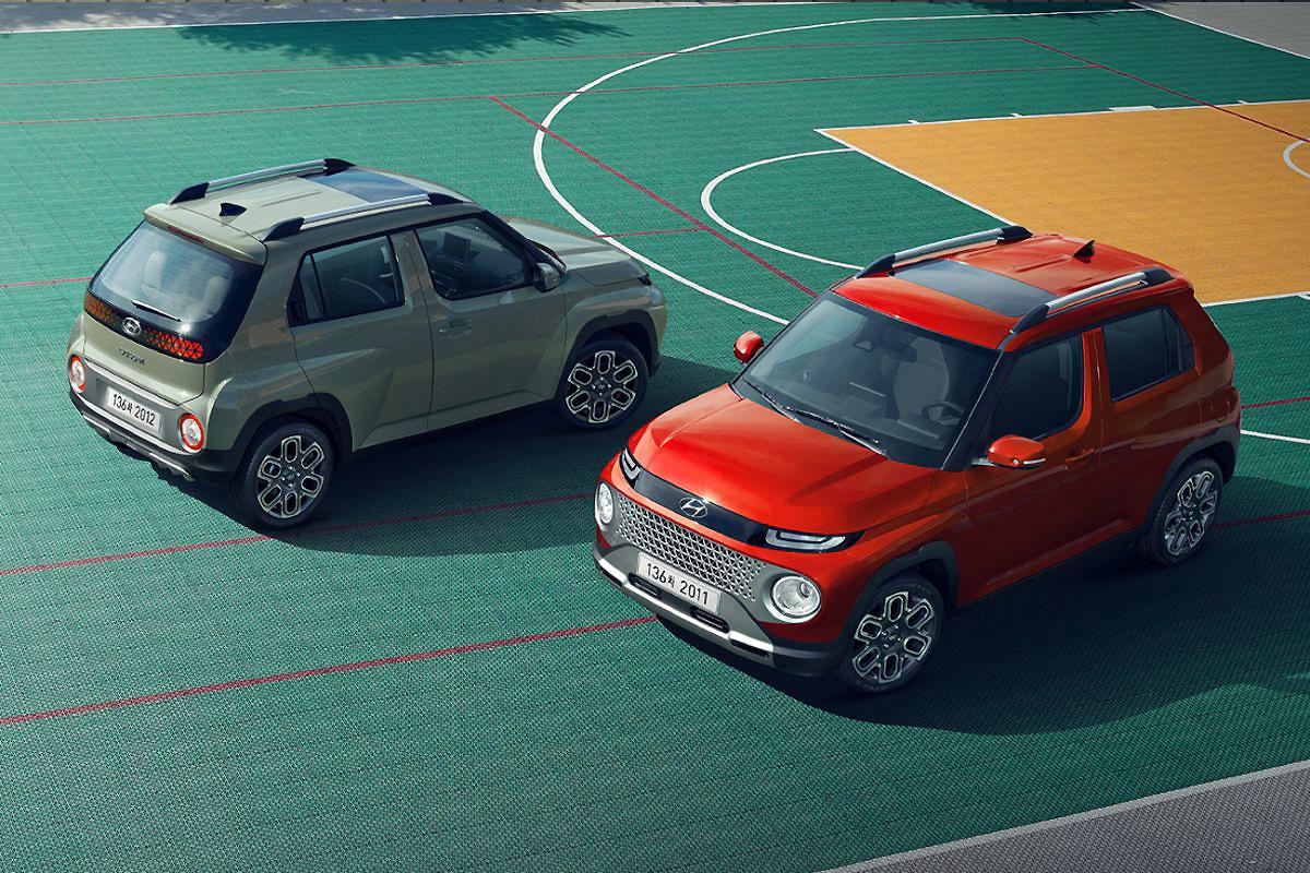2022 Hyundai Casper SUV