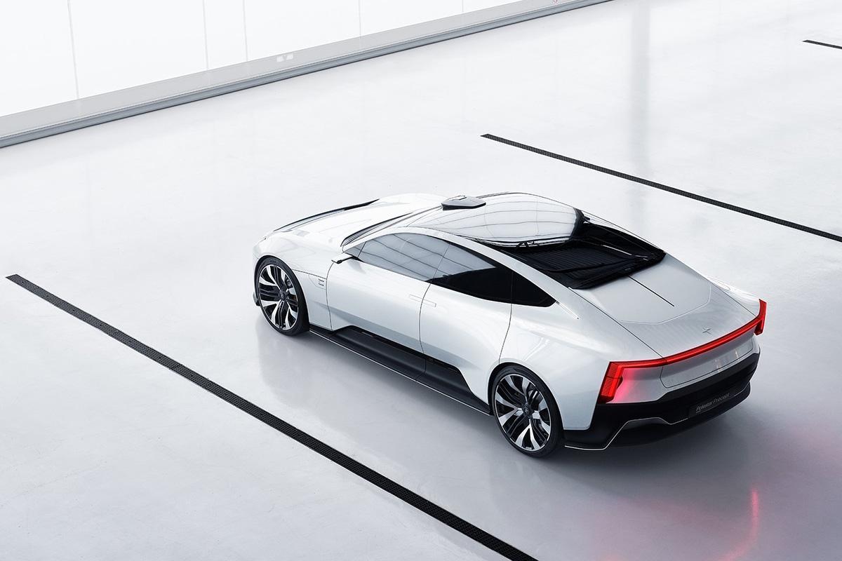 Volvo Precept Concept