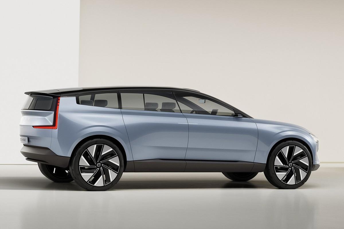 20290 Volvo Recharge Concept
