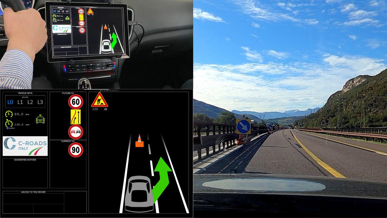 C-Roads Italy V2X