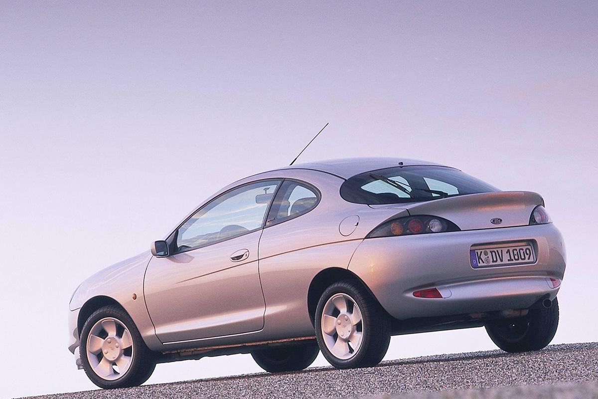 1999 Ford Puma