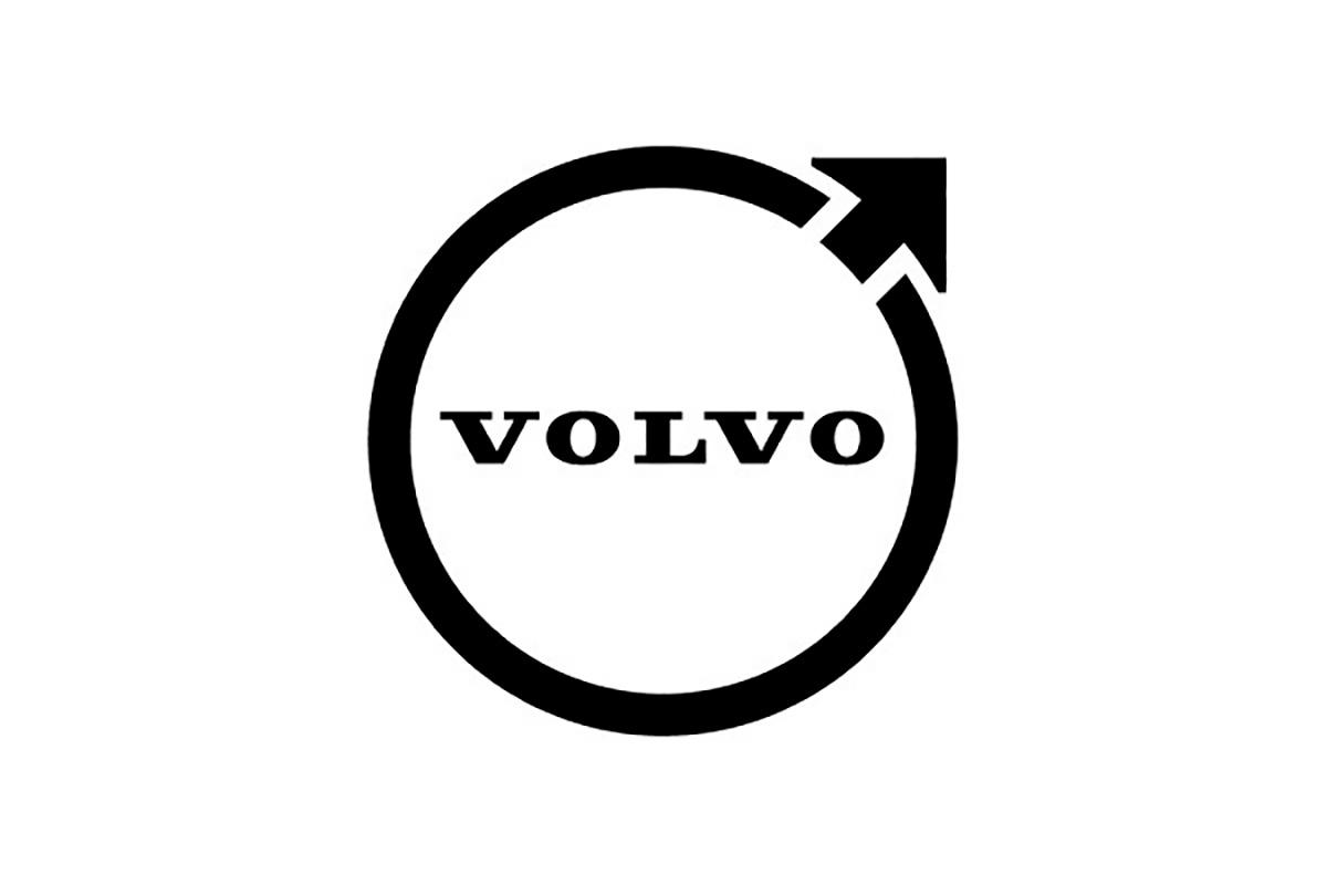 Volvo new logo 2021