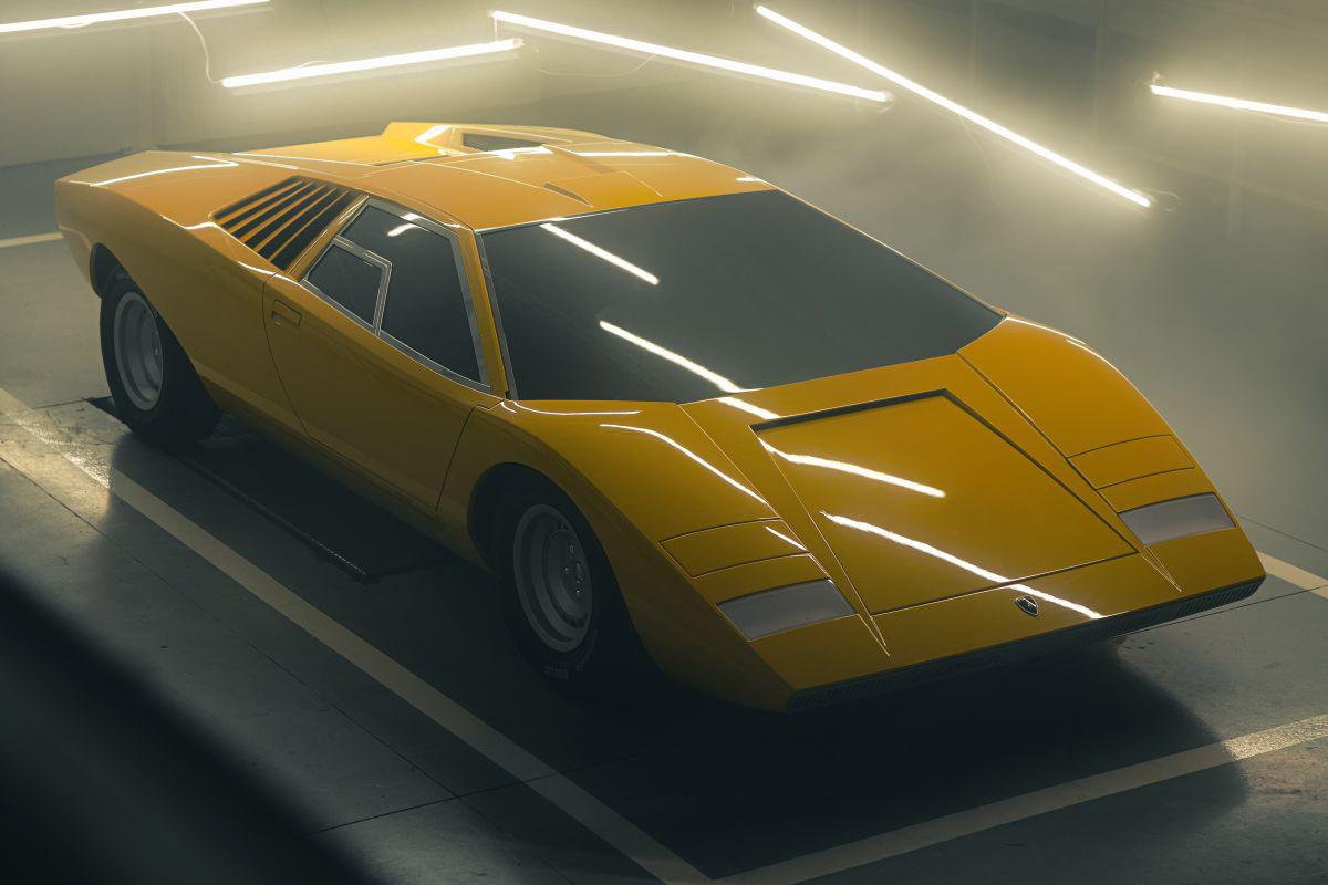 2021 Lamborghini LP 500 Concept
