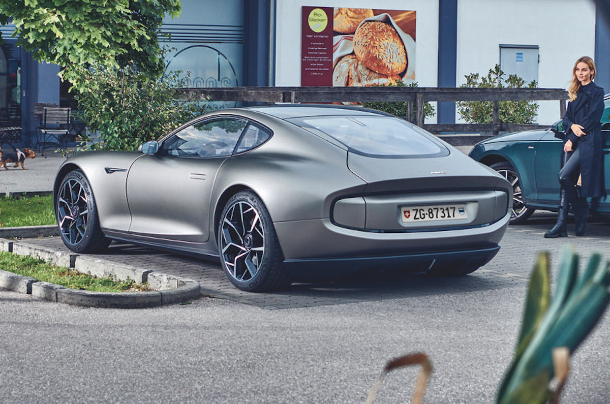Piëch Automotive GT, from idea to collection