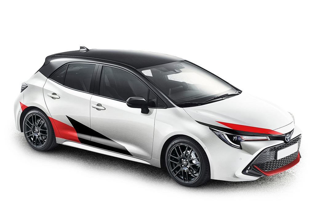 Render Toyota GR Corolla GR-4