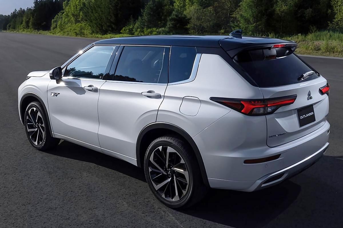 2022 Mitsubishi Outlander PHEV