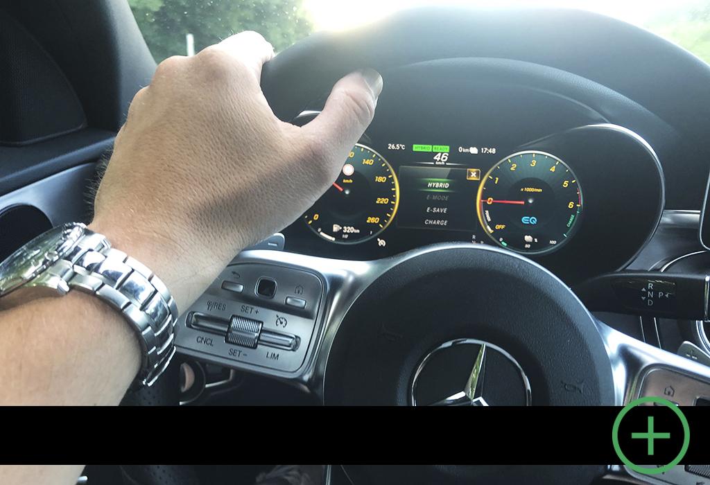 Blog / Mercedes C 300 de / AutoGids
