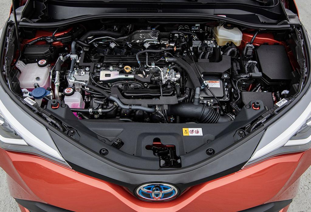 Test / Toyota C-HR 2.0 Hybrid / AutoGids