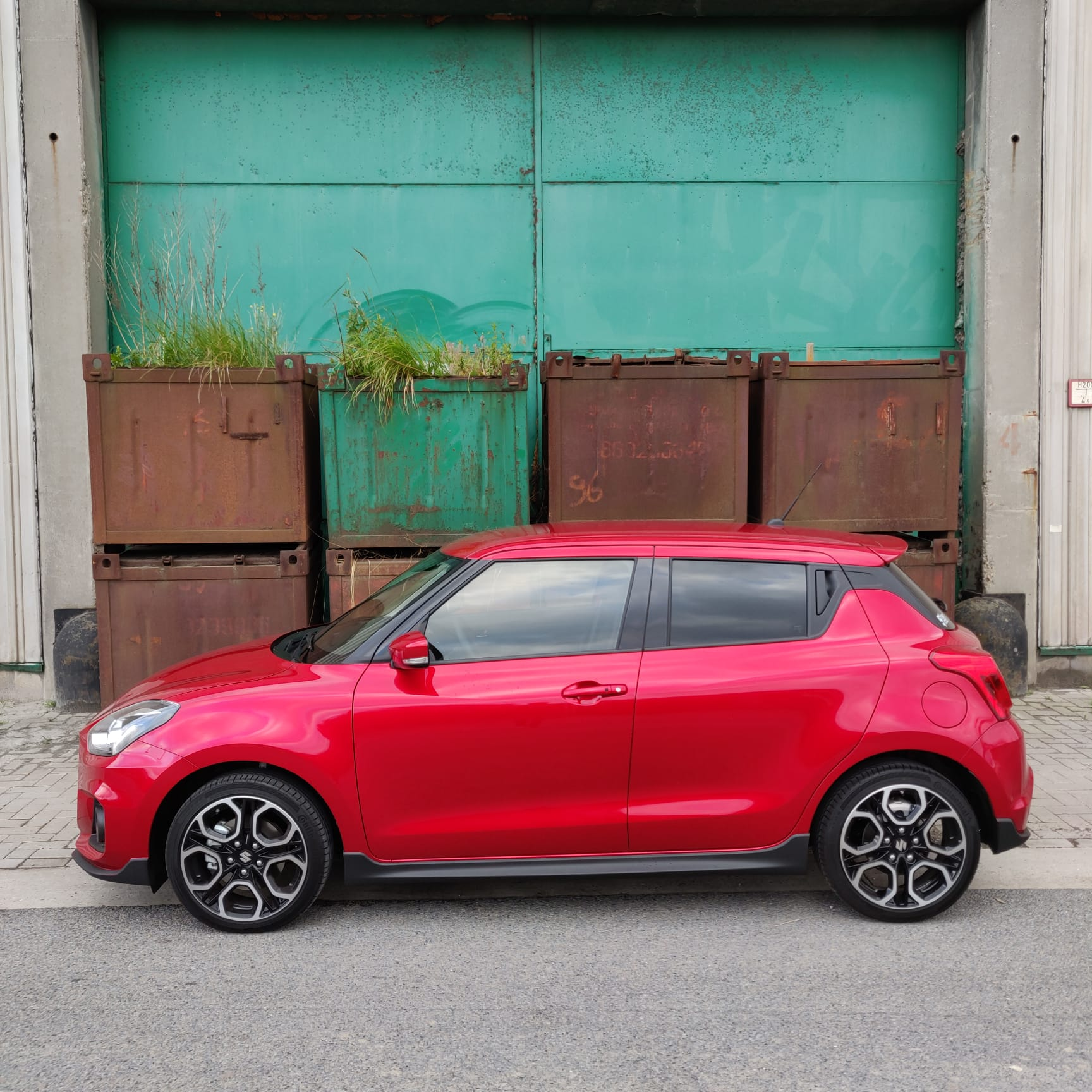 Test / Suzuki Swift Sport Hybrid / Autogids