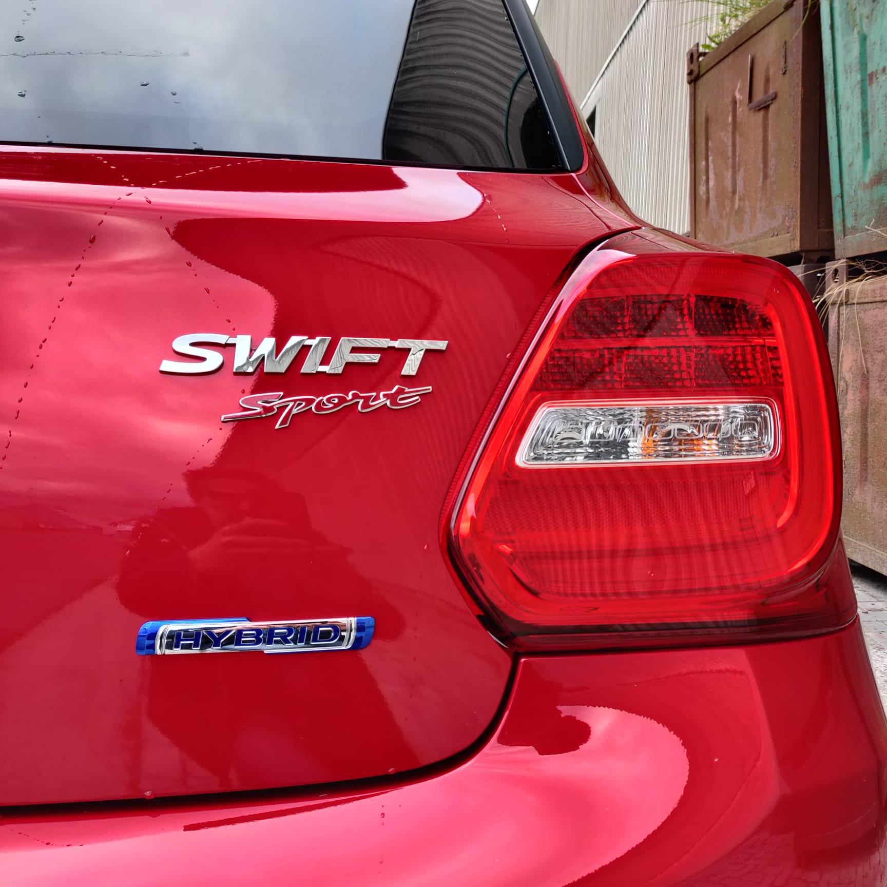 Test / Suzuki Swift Sport Hybrid / Autogids