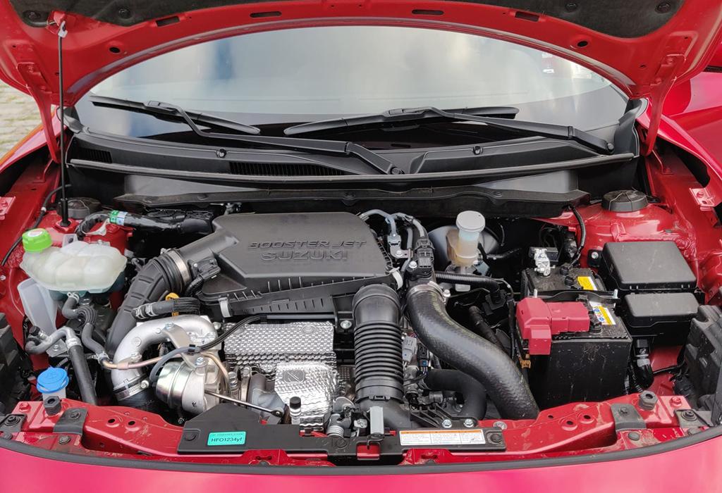 Test Suzuki Swift Sport Hybrid - AutoWereld 2020