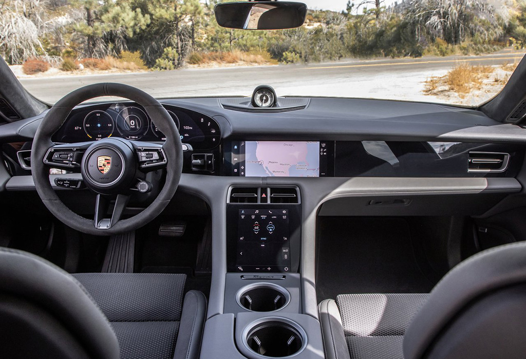 Test / Porsche Taycan 4S / Le Moniteur Automobile