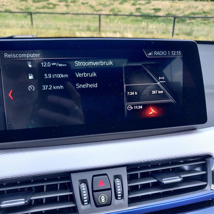 Test BMW X1 25e Plug-in Hybrid - AutoWereld 2020