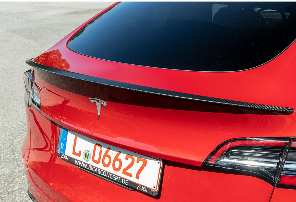 Test Tesla Model Y Dual Motor AWD Performance