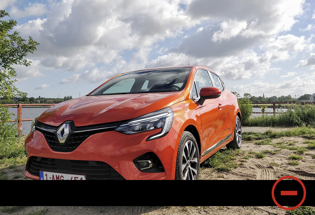 Blog / Renault Clio X-Tronic / Moniteur Automobile