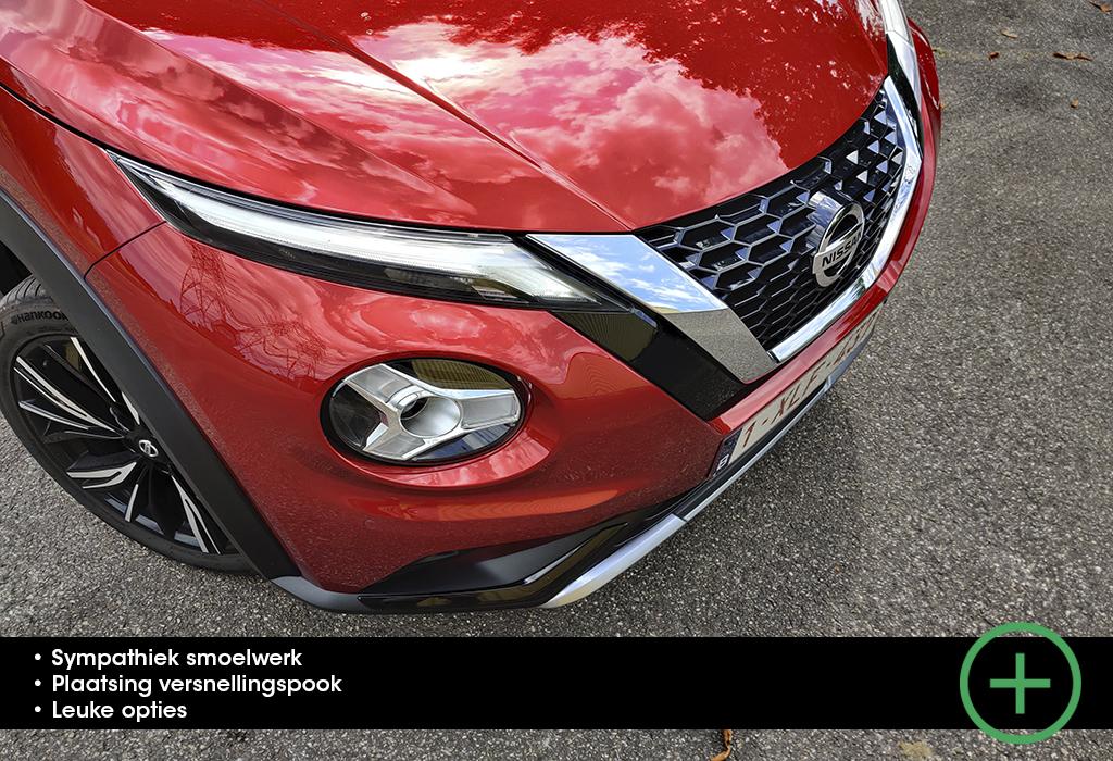 Blog / Nissan Juke / Autogids 2020