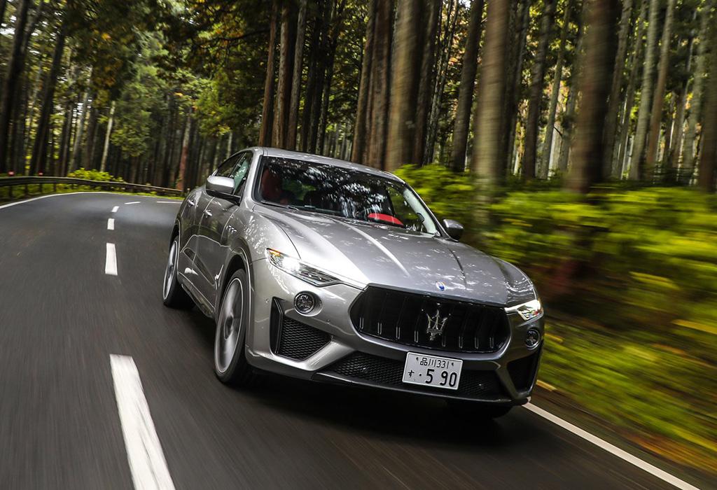 Maserati Levante Trofeo - AutoWereld 2020