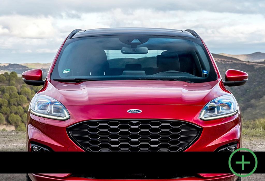 Blog / Ford Kuga Hybrid / Le Moniteur
