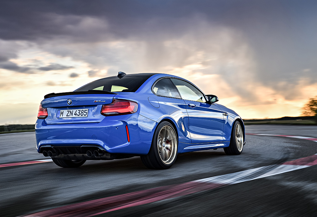 test BMW M2 CS - AutoWereld 2020