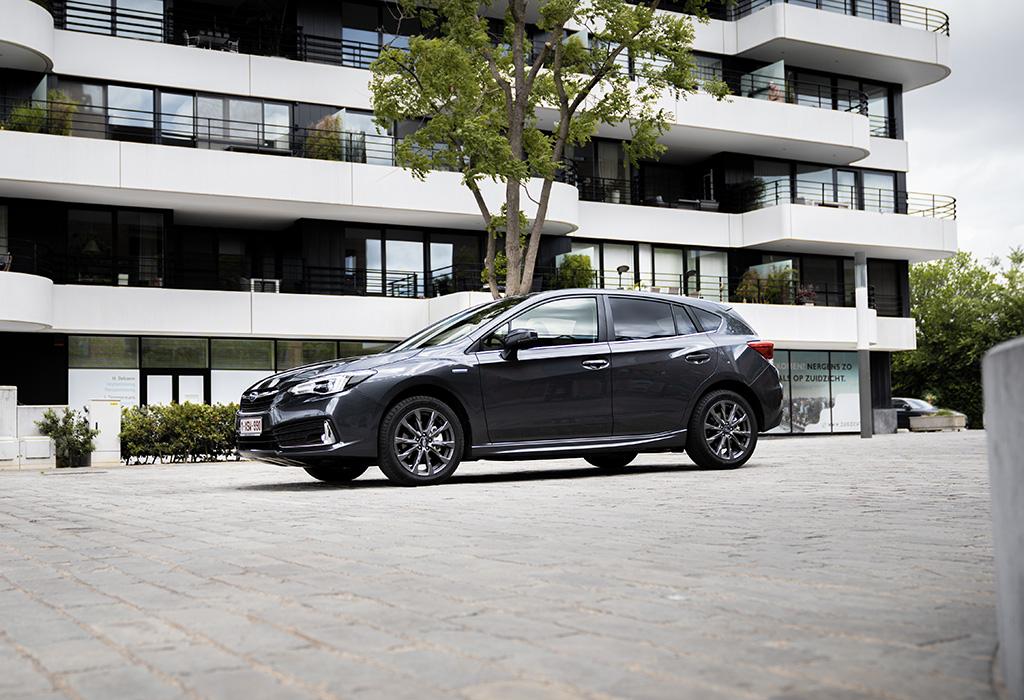 Test / Subaru Impreza e-Boxer hybride / AutoGids
