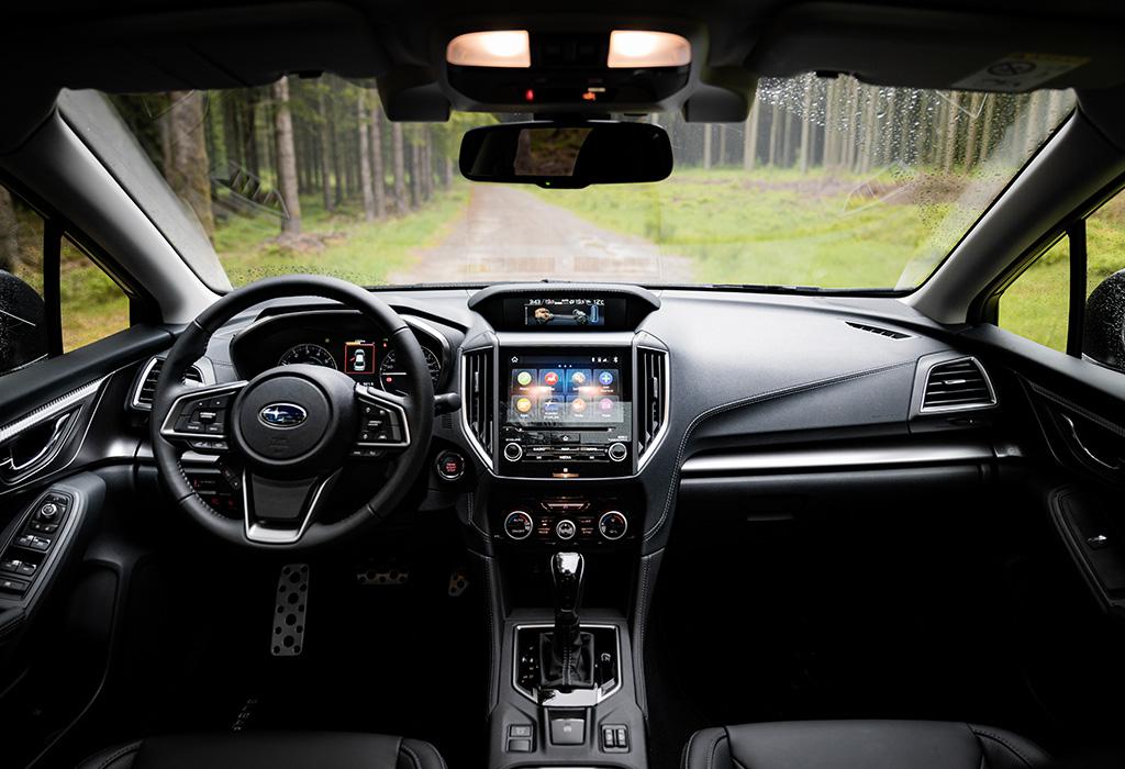 Test Subaru Impreza e-Boxer Hybrid - AutoWereld 2020