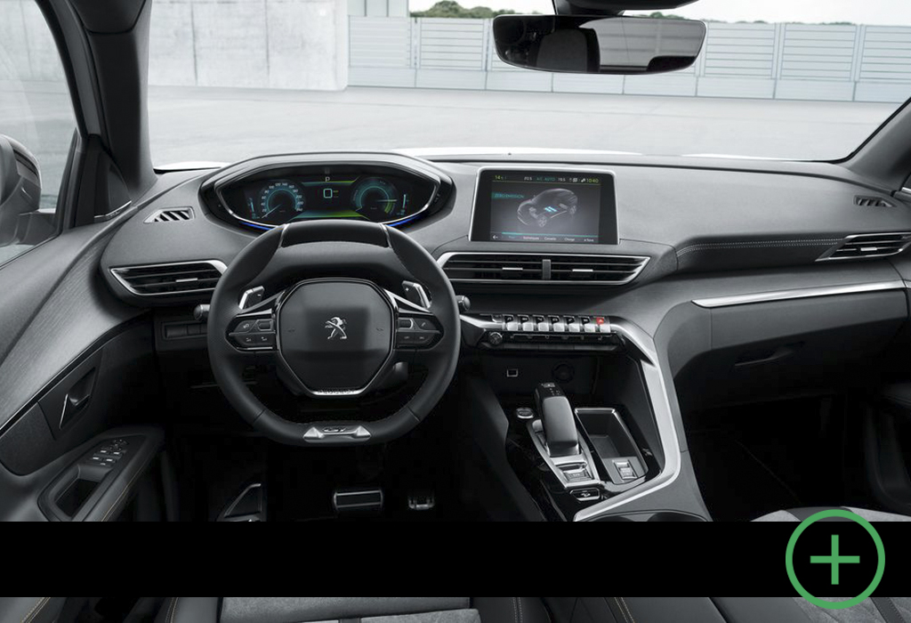 Blog / Peugeot 3008 Hybrid4 / Moniteur Automobile