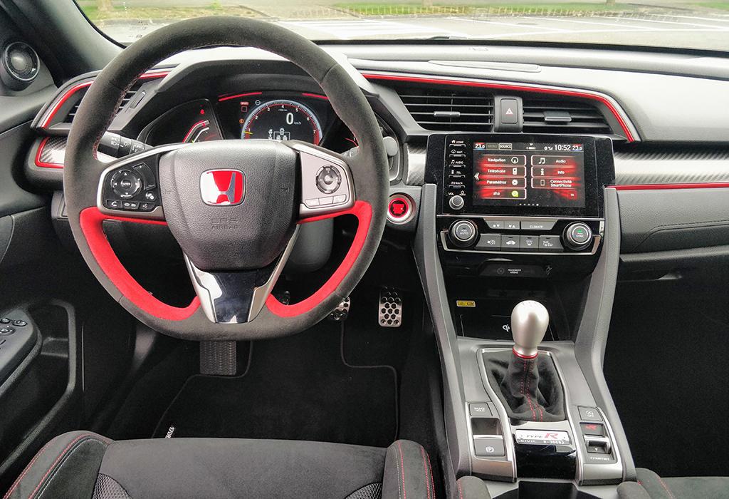 Test Honda Civic Type R Sportsline - AutoWereld 2020