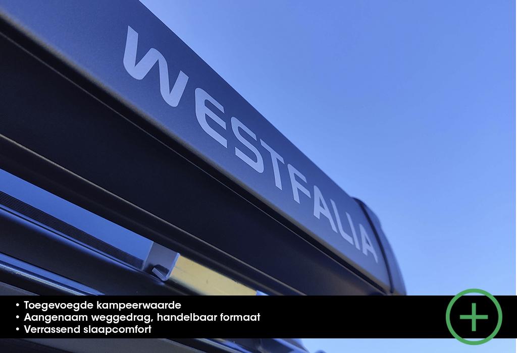 Test Ford Transit Custom Nugget Westfalia