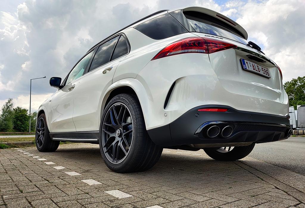 2020 Mercedes-AMG GLE 53 - Klaas Janssens