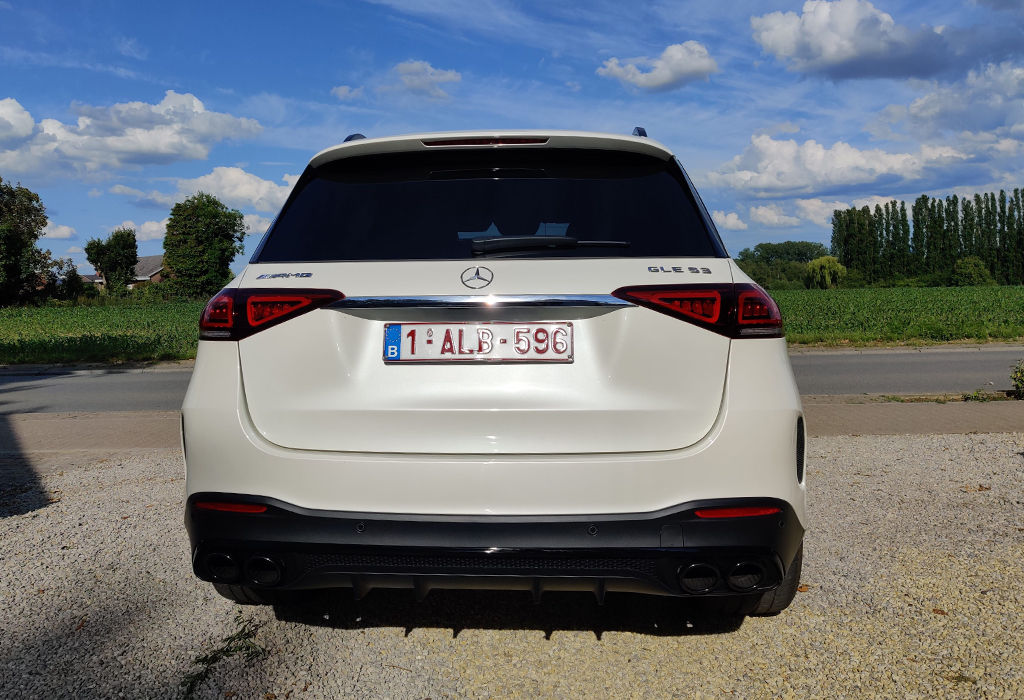 Test: Mercedes-AMG GLE 53 4Matic - AutoWereld 2020