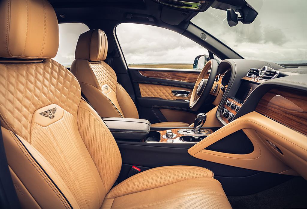 Test Bentley Bentayga V8 - AutoWereld 2020