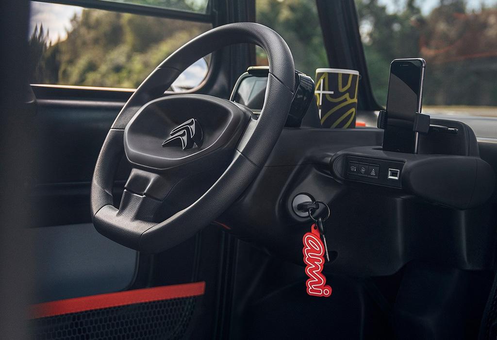 Test Citroën Ami EV - AutoWereld 2020