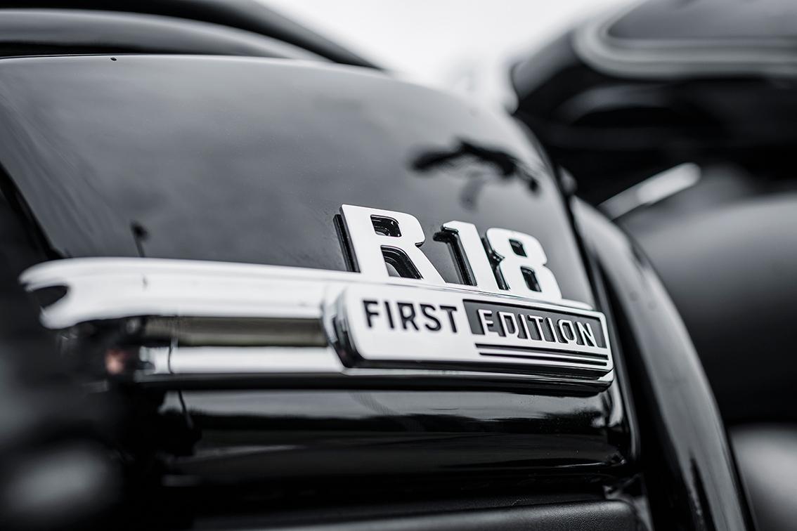 Test BMW R 18 (2020)