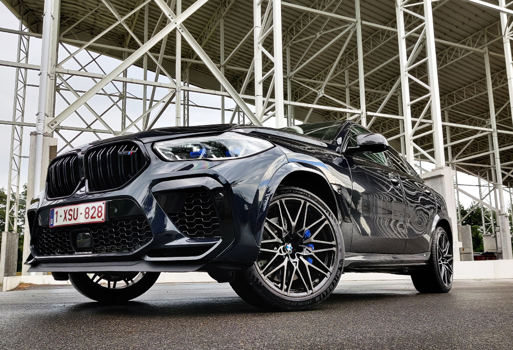 Test BMW X6 M Competition - Klaas Janssens