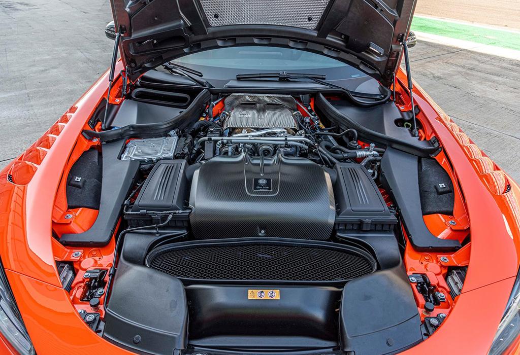 Test: Mercedes-AMG GT Black Series - AutoWereld 2020