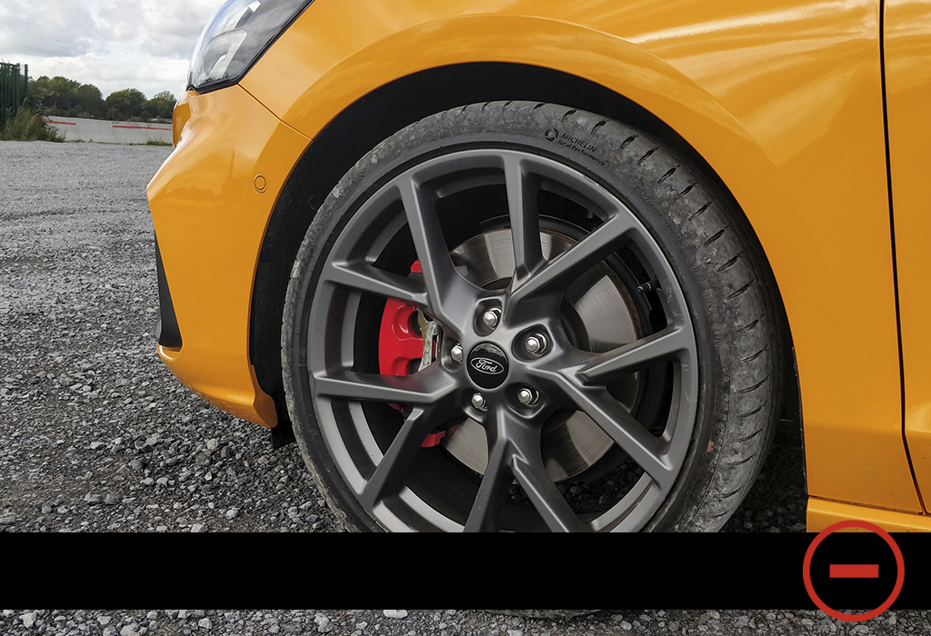 Essai Ford Focus ST - Moniteur Automobile 2020