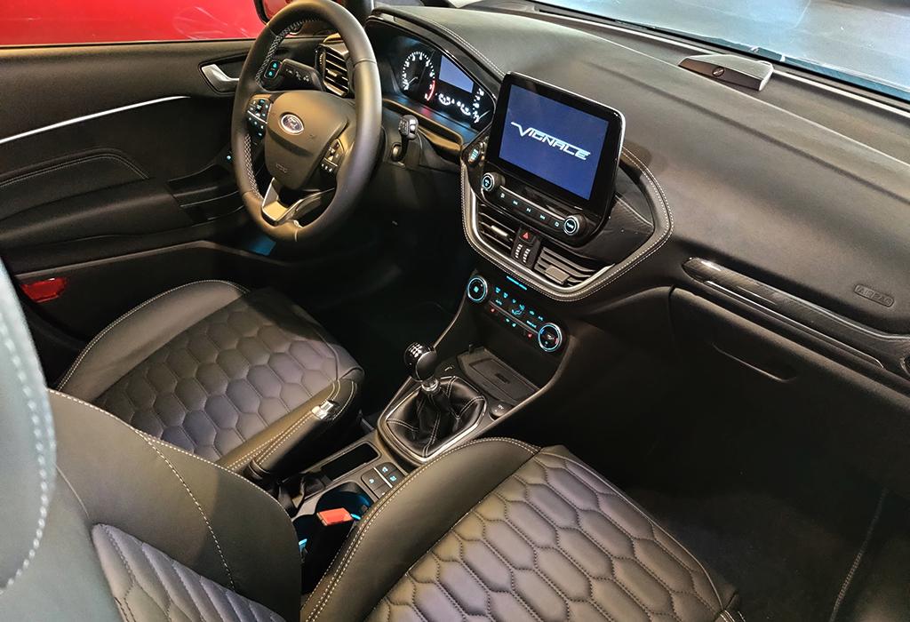 Test Ford Fiesta Ecoboost 125 mHEV Vingale - Klaas Janssens