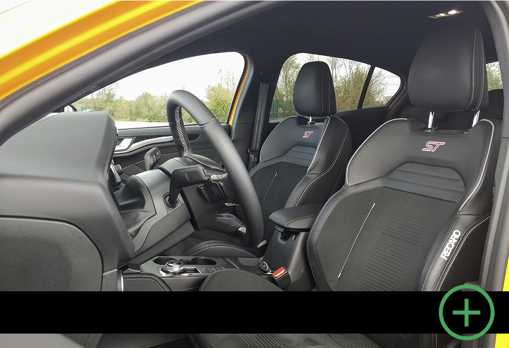 Essai Ford Focus ST - Moniteur Automobile 2020
