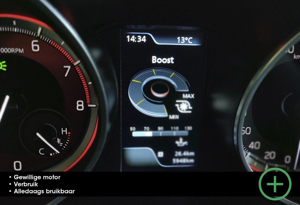 Blogtest Suzuki Swift Sport Hybrid - AutoGids 2020