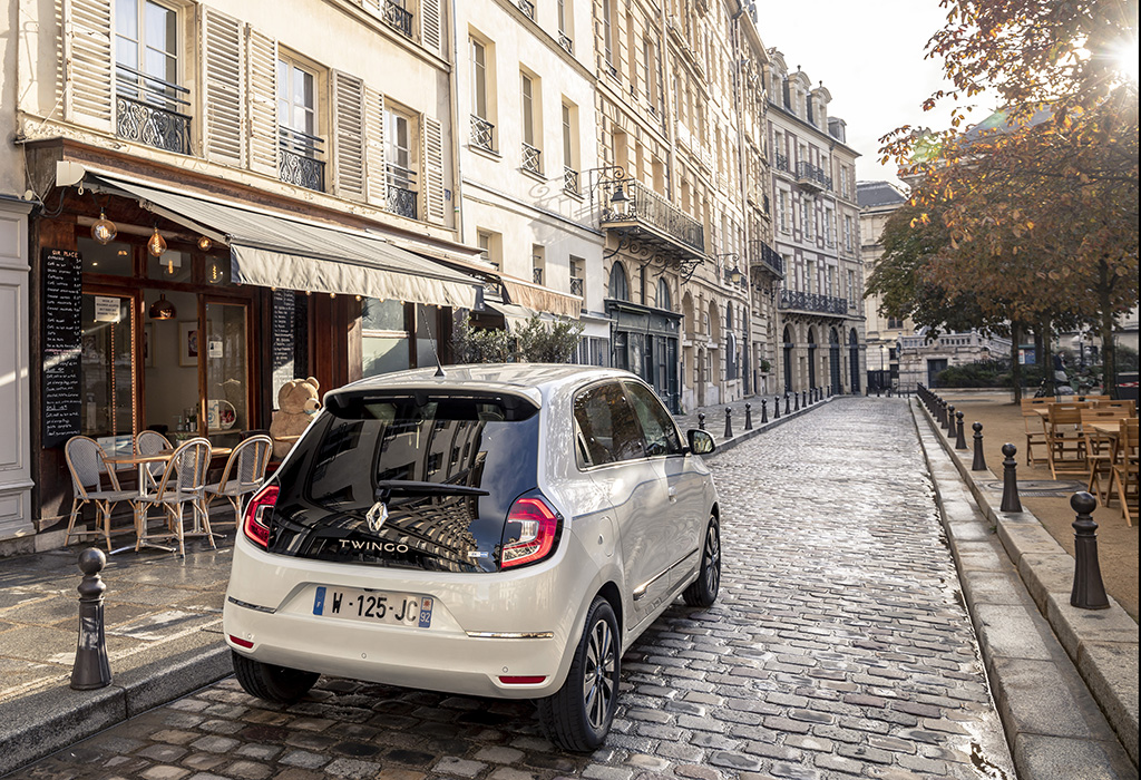 Test Renault Twingo Electric - AutoWereld 2020