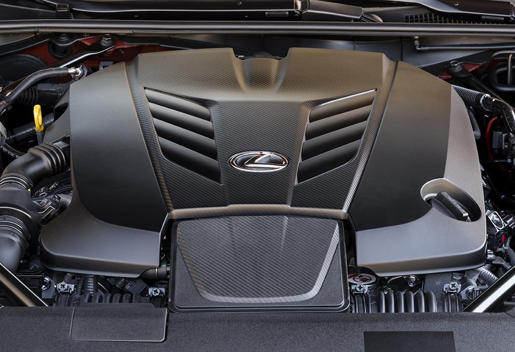 2021 Lexus LC 500 Cabriolet