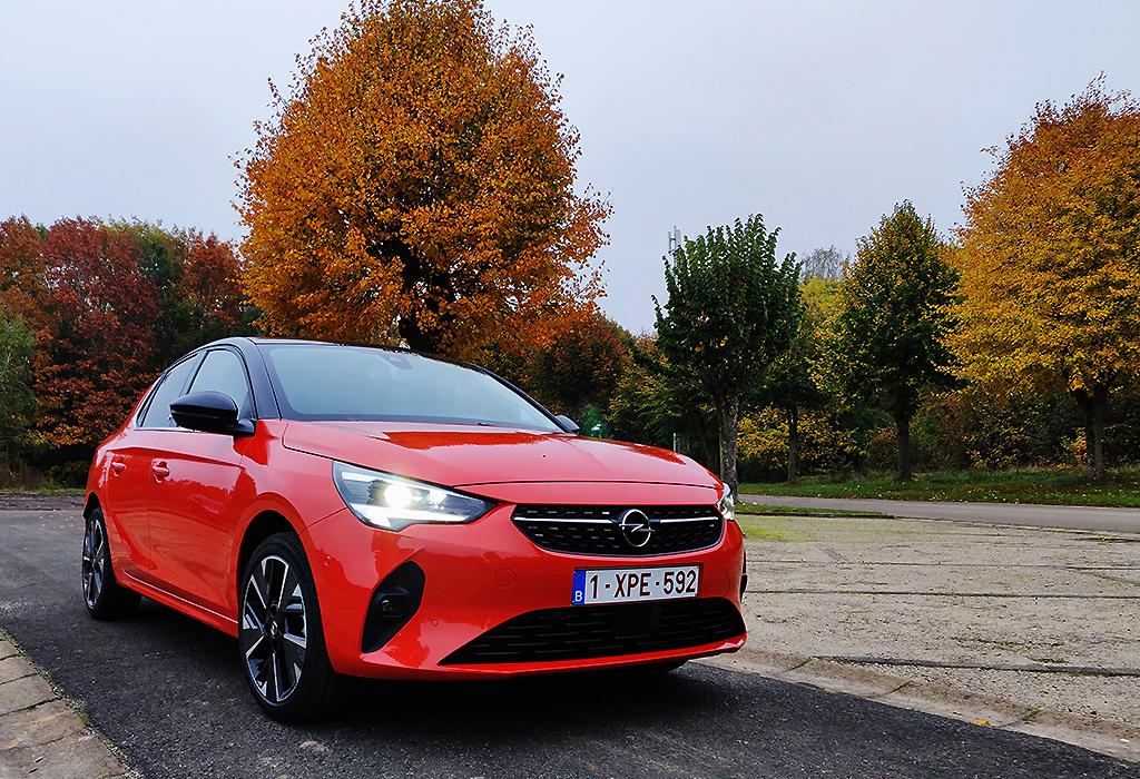 Test Opel Corsa-E - AutoWereld 2020